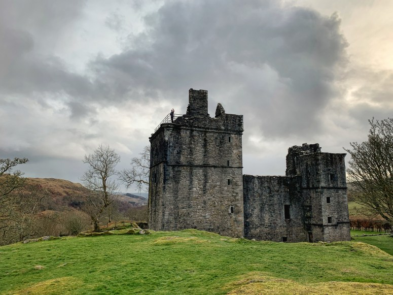 Carnasserie Castle, heart of Argyll