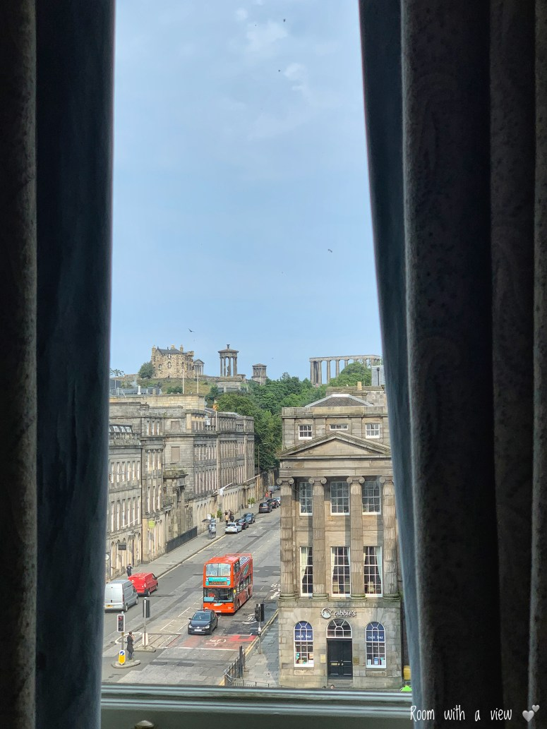 The Balmoral, Edinburgh