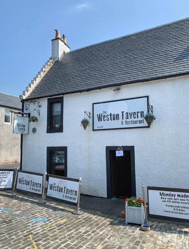 The Weston Tavern, Kilmaurs