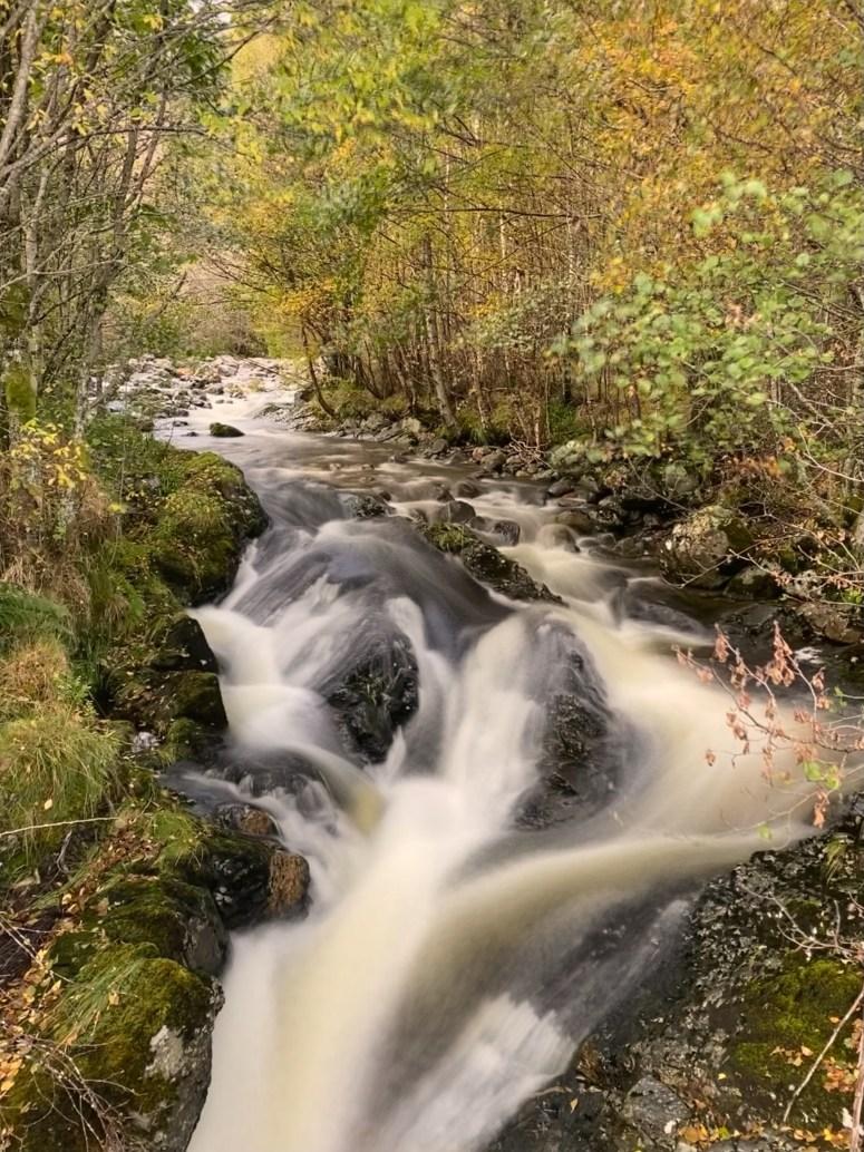 Allt Dubh Scottish Highlands