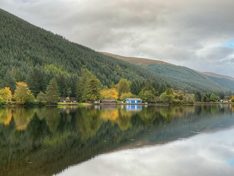 Scottish Highlands, Loch Oich