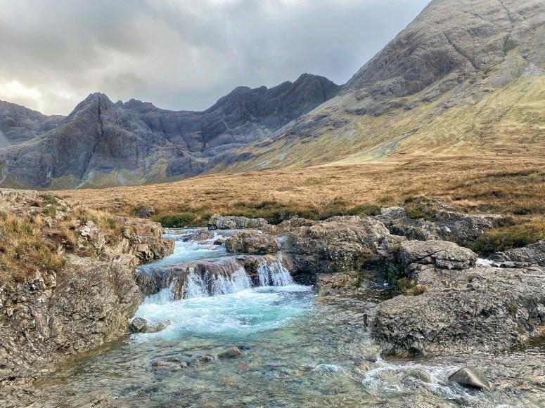 Fairy Pools Isle of Skye