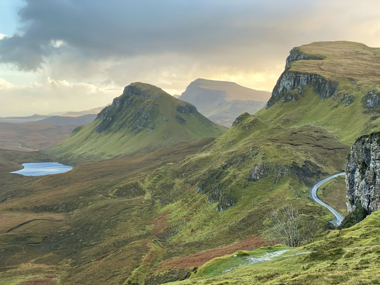 Isle of Skye, The Quiraing