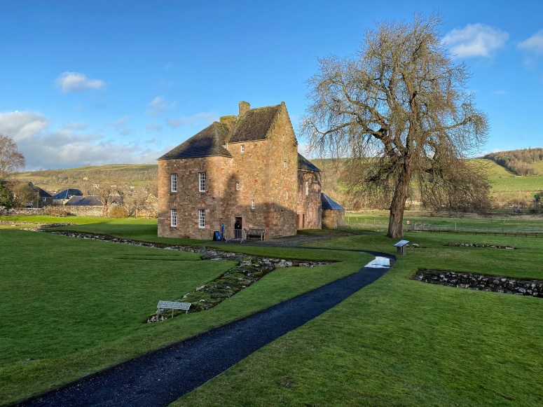 Melrose Abbey museum