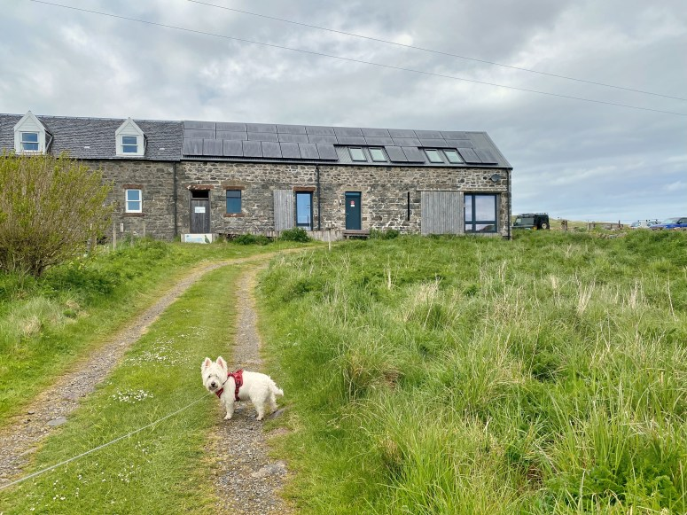 RSPB Nature Reserve, Isle of Coll