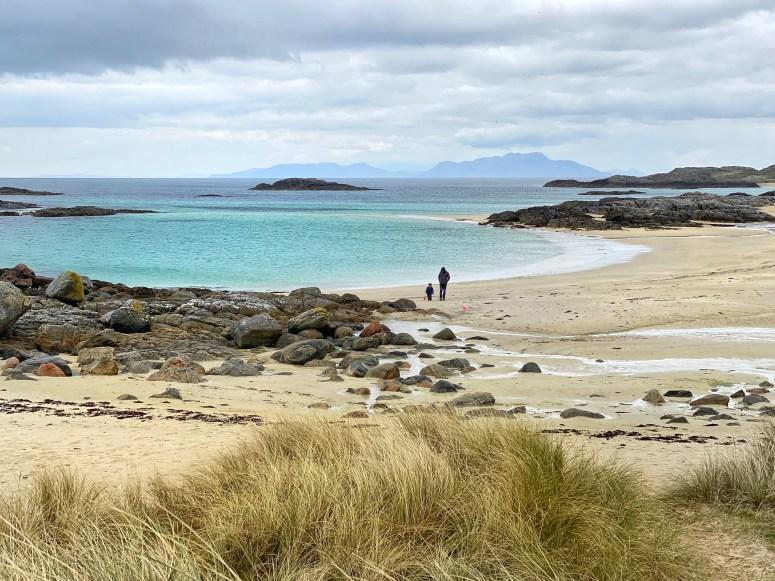 Traigh Gharbh, Isle of Coll