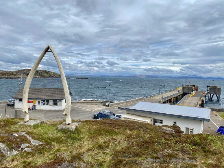 Ferry terminal, Isle of Coll