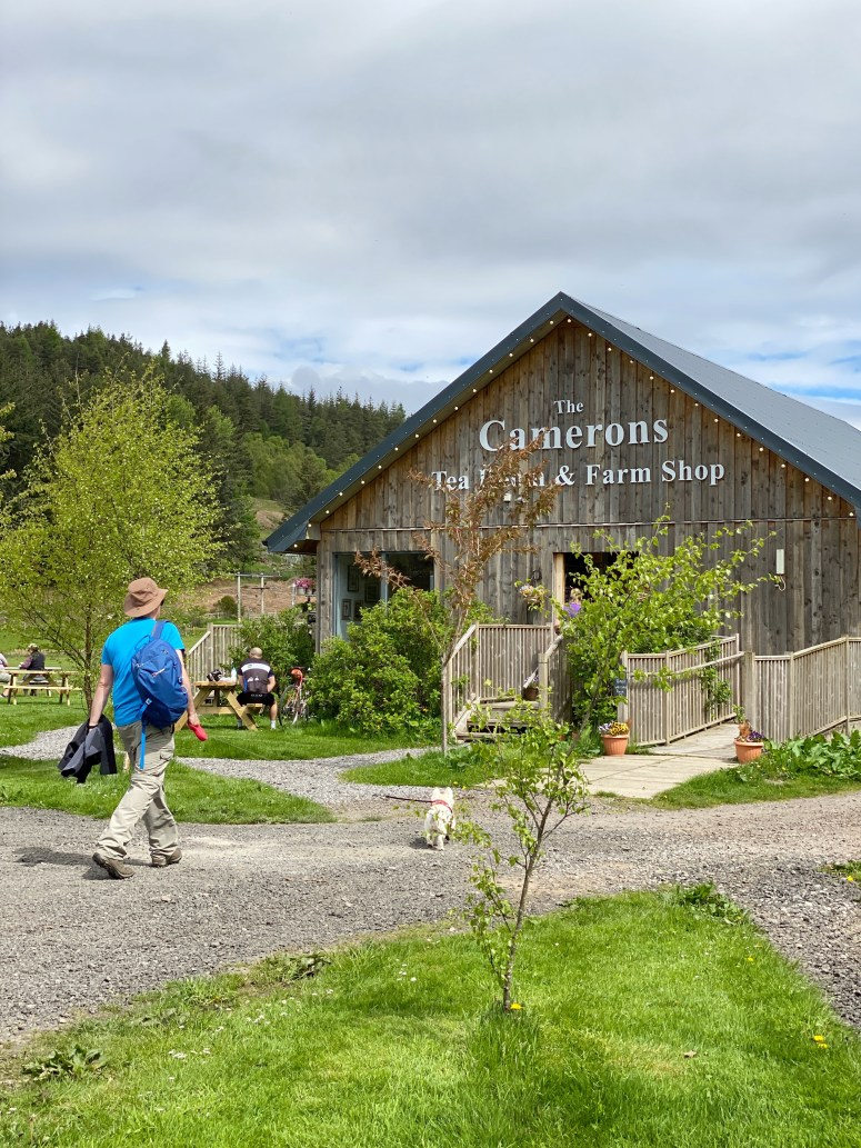 The Camerons tea room & farm shop