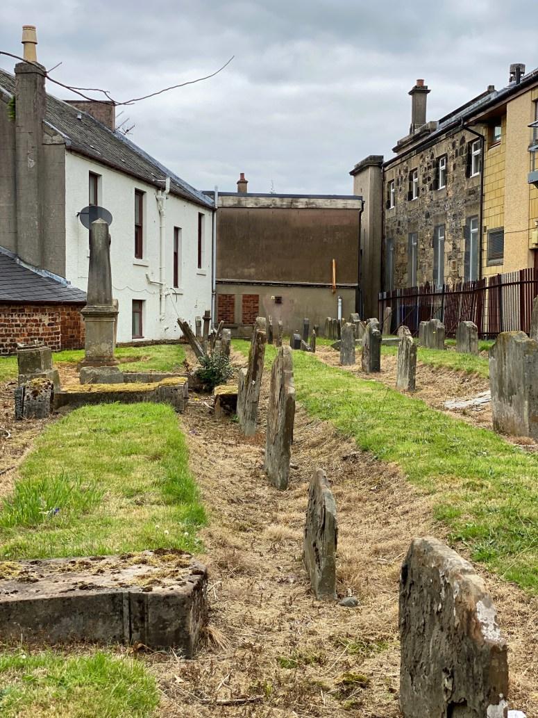 Exploring Falkirk Bo'ness