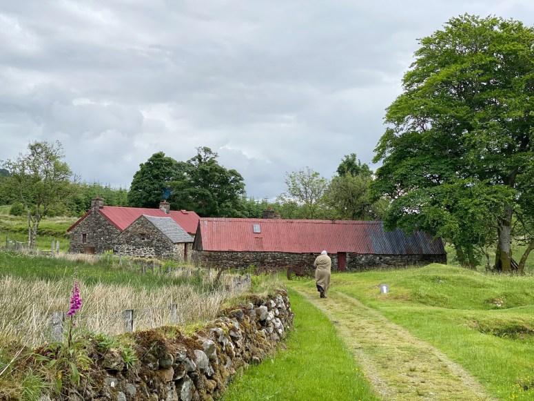 Auchindrain Township, Argyll