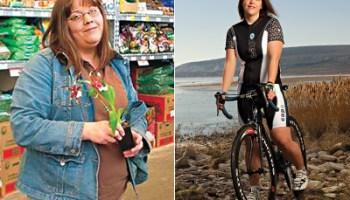 How do you burn fat on a road bike?