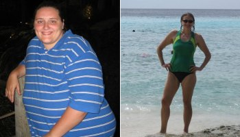 I Lost Weight: Courtney Dyer Cut Out Soda And Lost 107