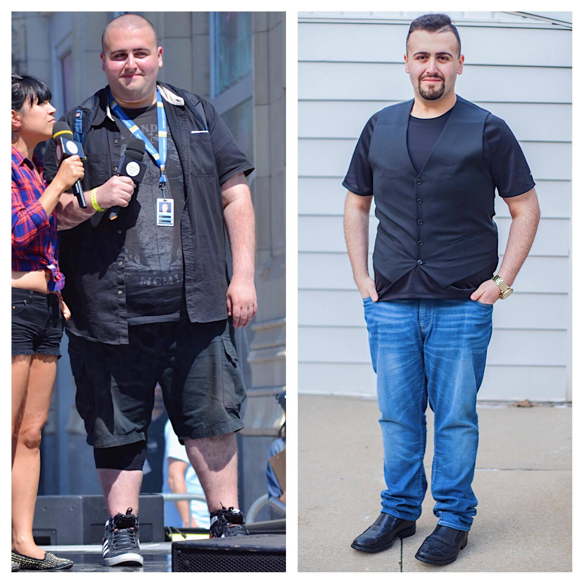 120 Pounds Lost Chris Got Fit