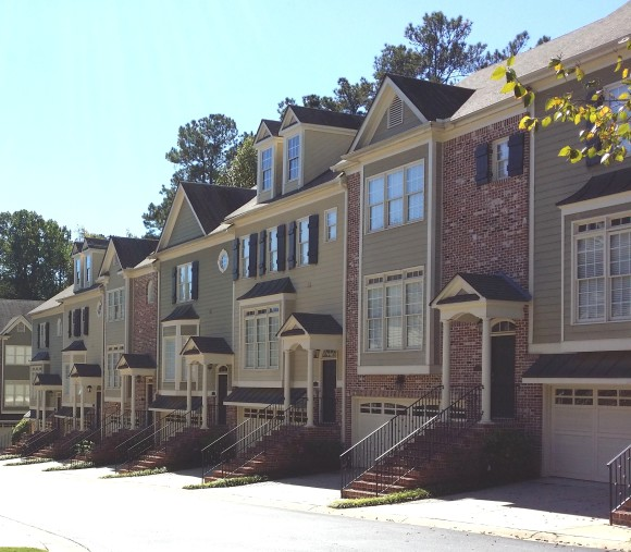 Townhomes And Condos Built 2013+ North Fulton