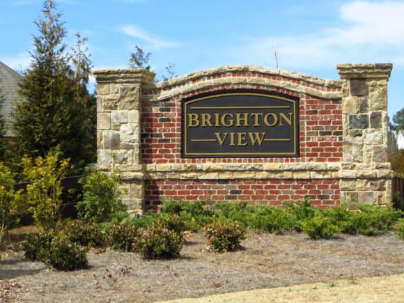 KM Home Builder Brighton View Neighborhood