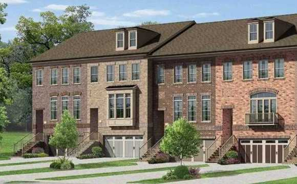 The Providence Group Townhomes In Roswell