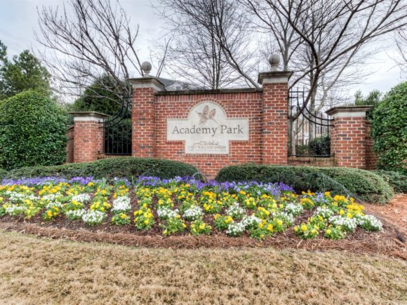 Academy Park Townhome Community