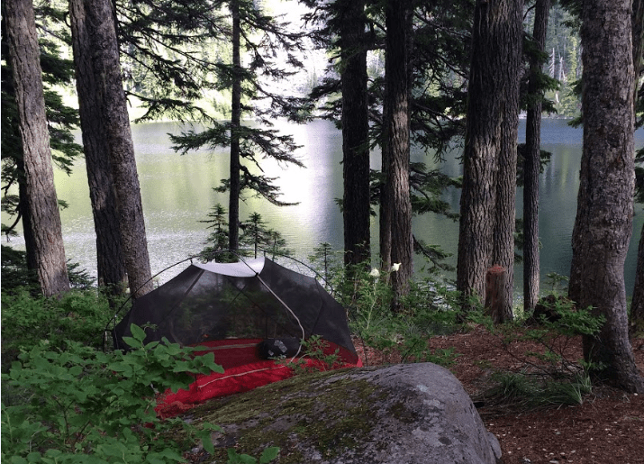 Hike of the Month: Mason Lake and Mount Defiance