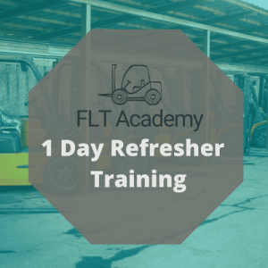 1 Day Refresher Forklift Truck Training