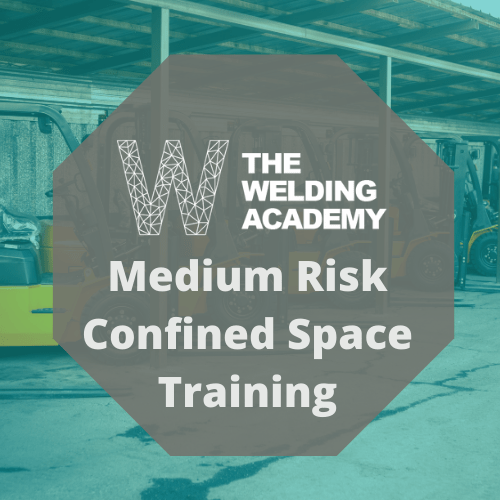 City and Guilds medium risk confined space training