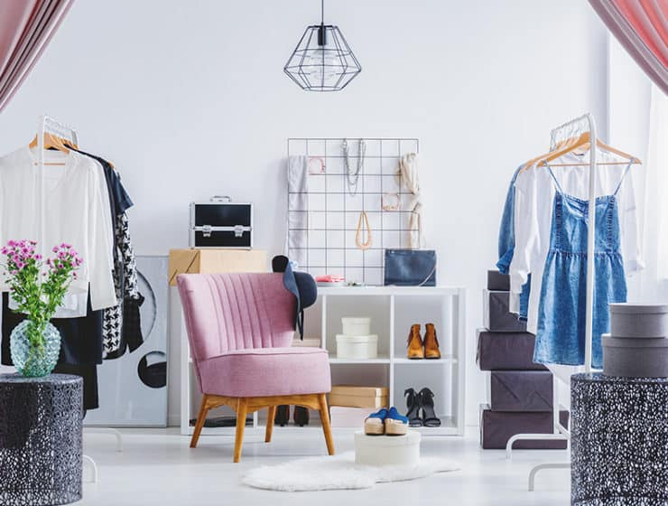 Easy Ways to Shop Your Own Closet