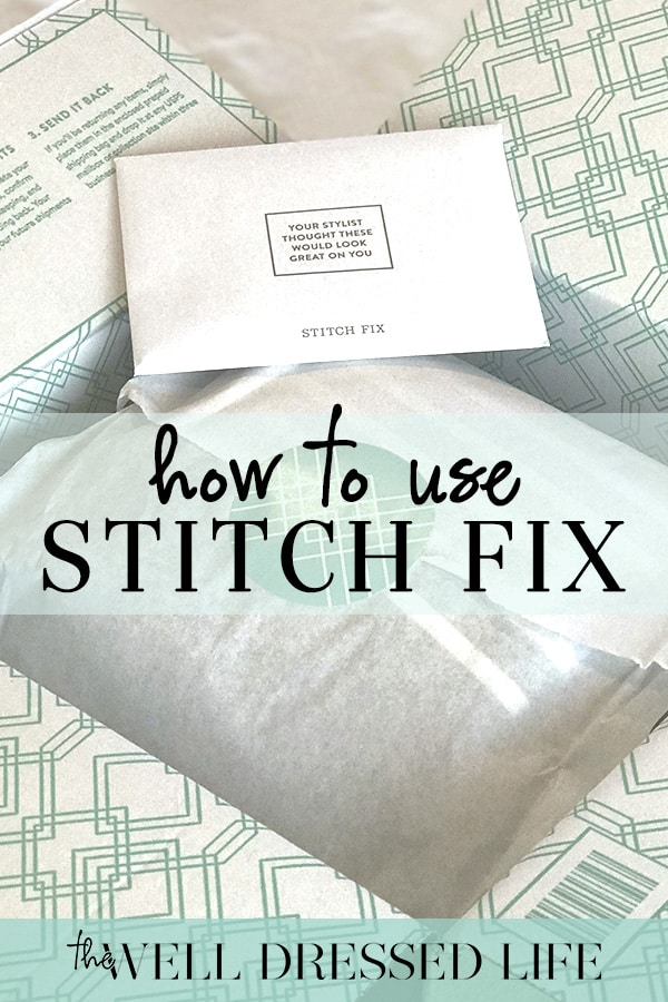 How to Use Stitch Fix