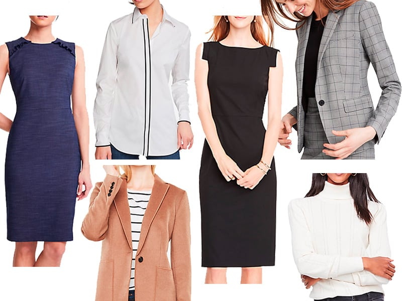 Everything you need at Ann Taylor for Work - The Well Dressed Life