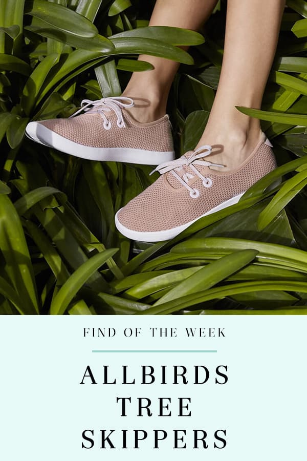 Find of the Week - Allbirds Tree Skippers - The Well Dressed Life
