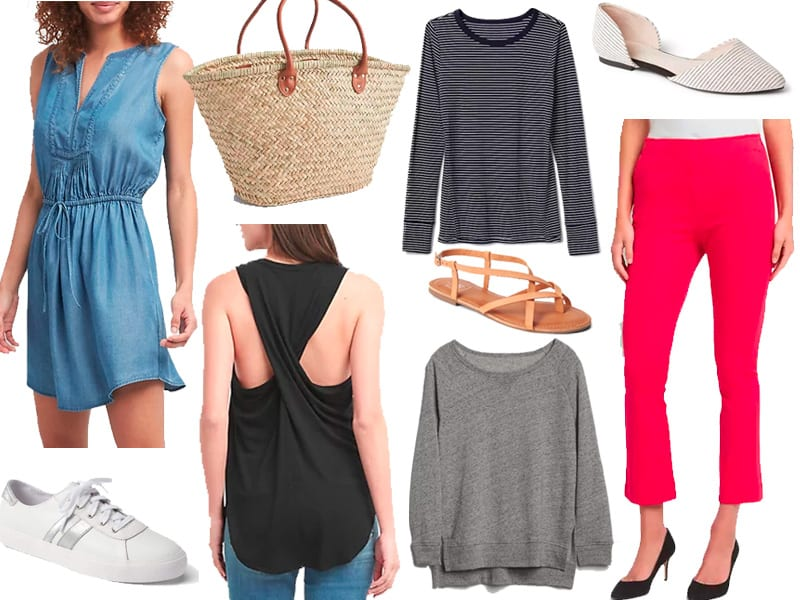 Weekend Inspiration: All the Things at the Gap - The Well Dressed Life