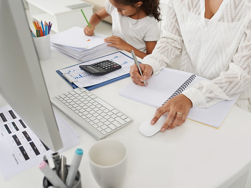 Tips to Be a Successful Work at Home Mom