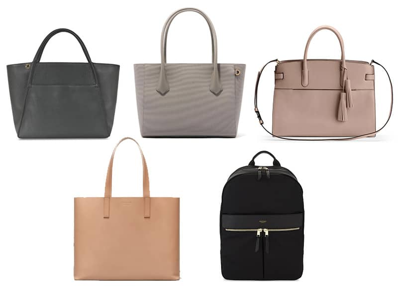 Office-Ready Bags for Spring - The Well Dressed Life