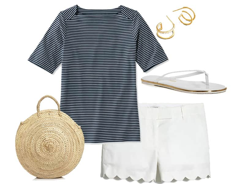 What to Wear to a SummerBarbecue