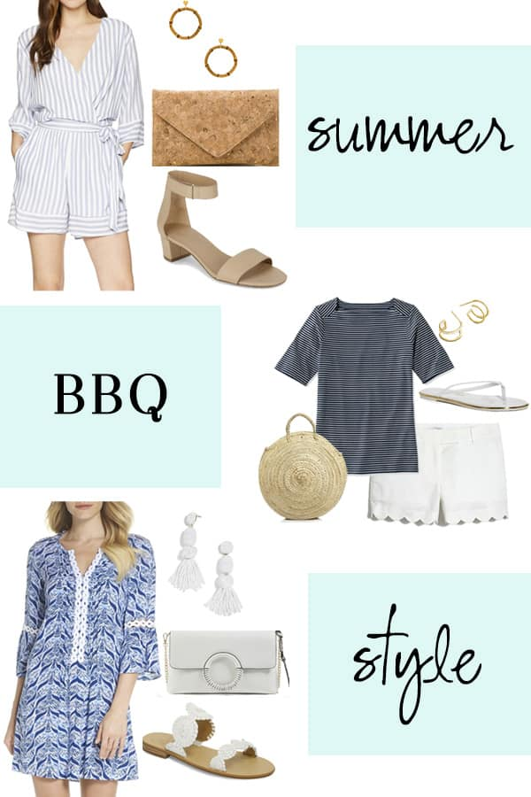 Summer BBQ Style - The Well Dressed Life