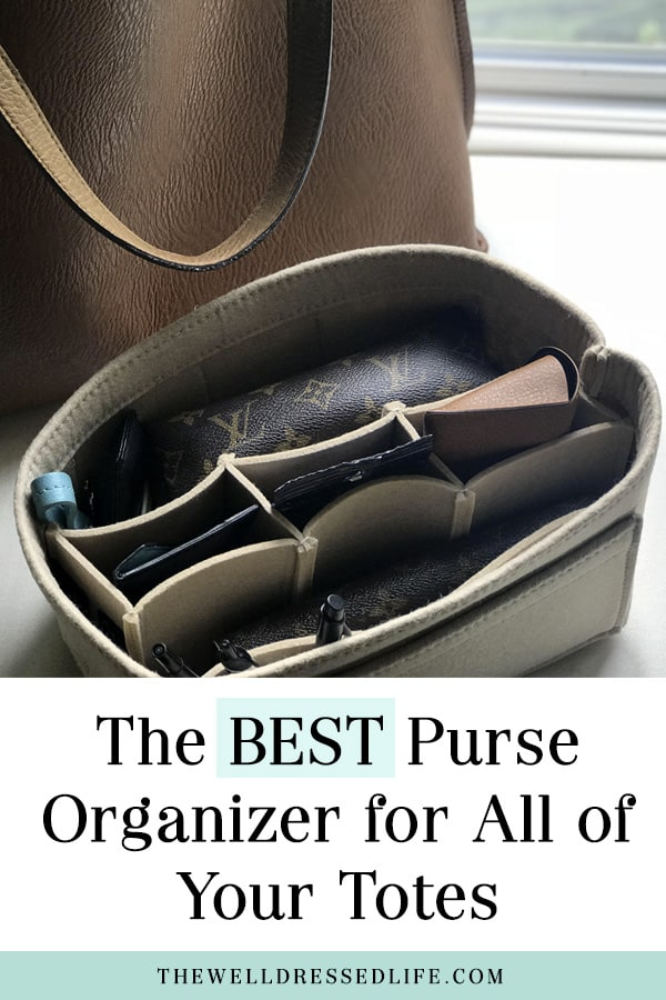 STILL The BEST Purse Organizer for All of Your Totes