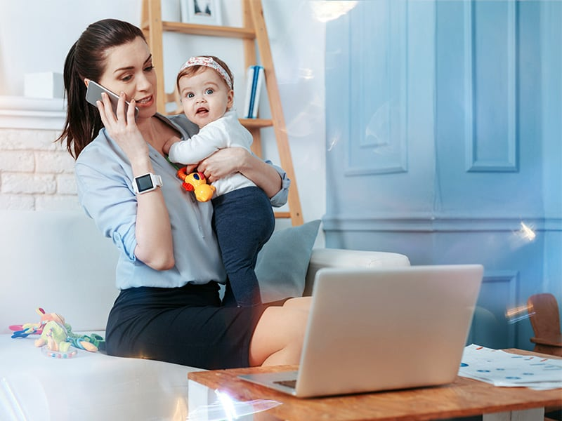 Life Hacks for Working Moms