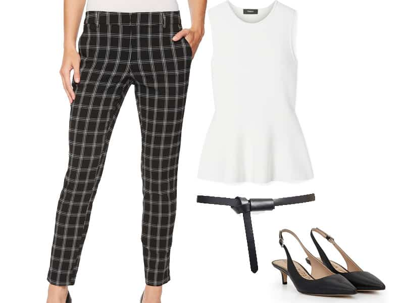 One Pant, Three Ways - Outfit 1