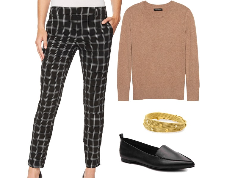 One Pant, Three Ways - Outfit 2
