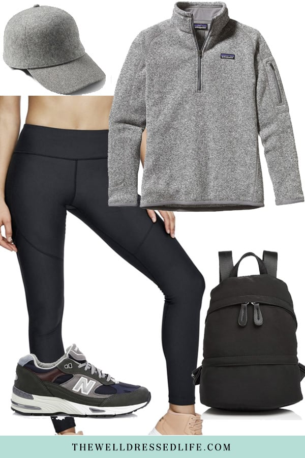 Weekend Inspiration: Sport Ready - The Well Dressed Life