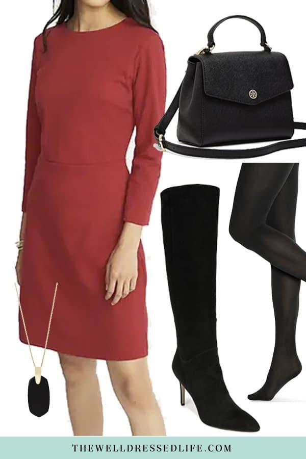 An Easy $40 Dress