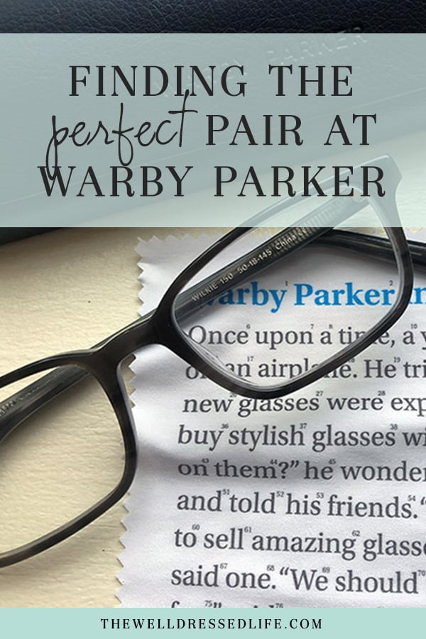 Warby Parker Glasses and Sunglasses