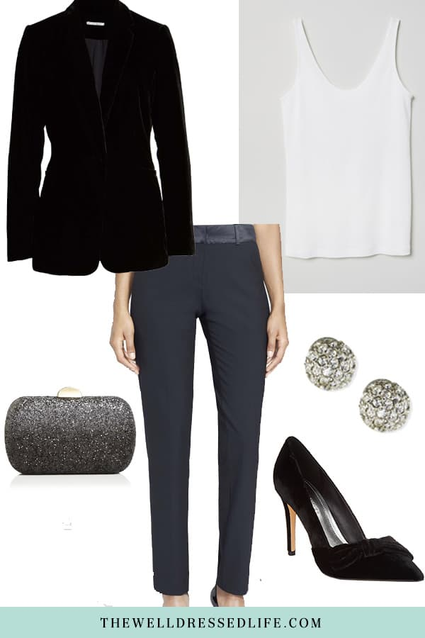 Wear to Work: Holiday Cocktails