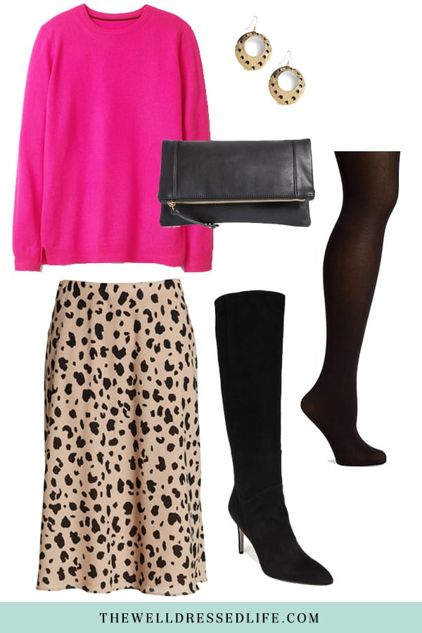 Weekend Outfit Inspiration: Bold and Patterned