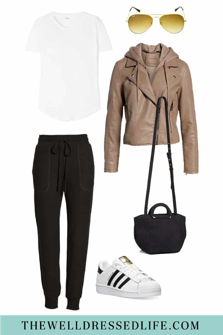 Weekend Outfit Inspiration: Chic in Athleisure