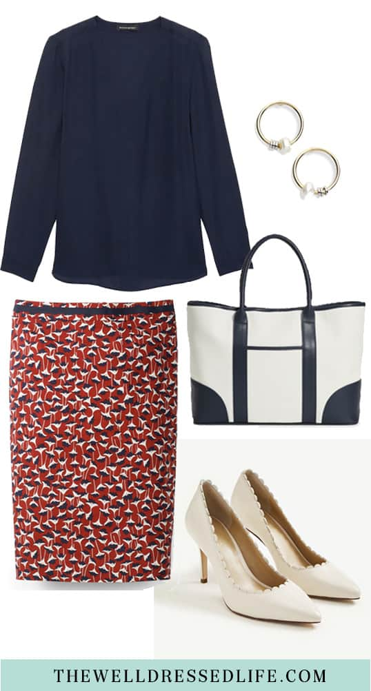 Wear to Work: Grown Up Preppy and Patterned