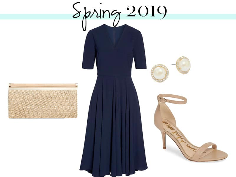 Spring Dress Outfit
