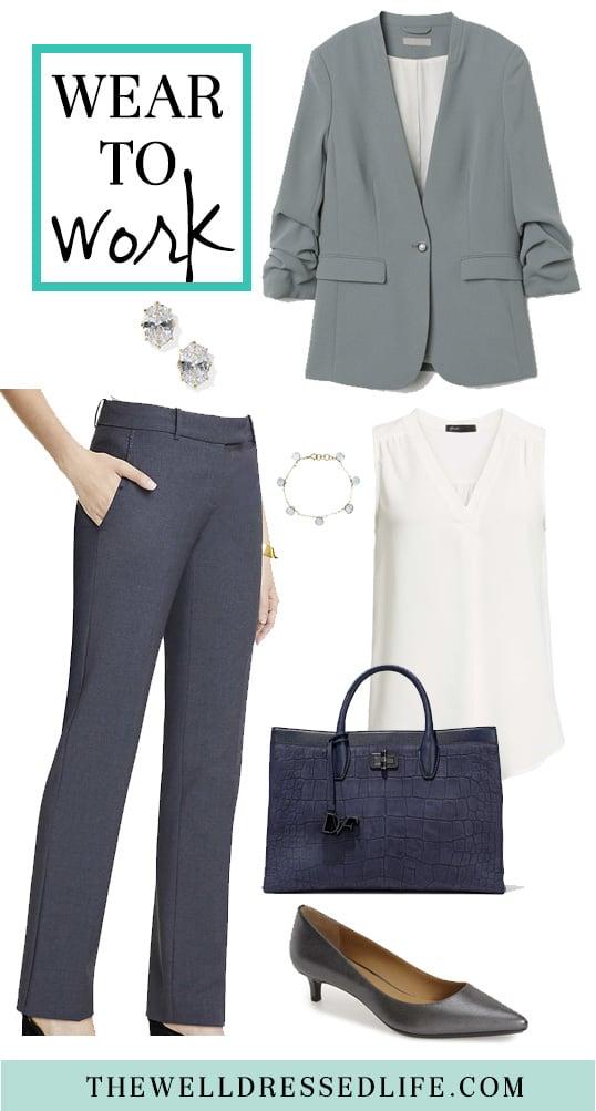 Wear to Work: Shades of Grey