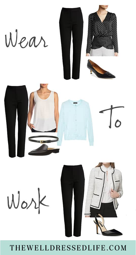 3 Ways to Wear Ankle Pants for Work
