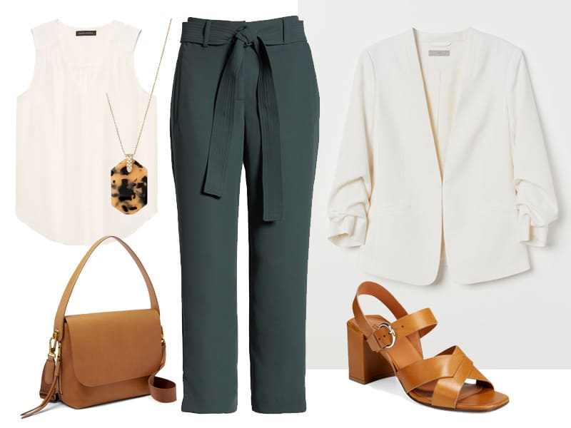 Wear to Work: A Fresh Take on a Basic Pant