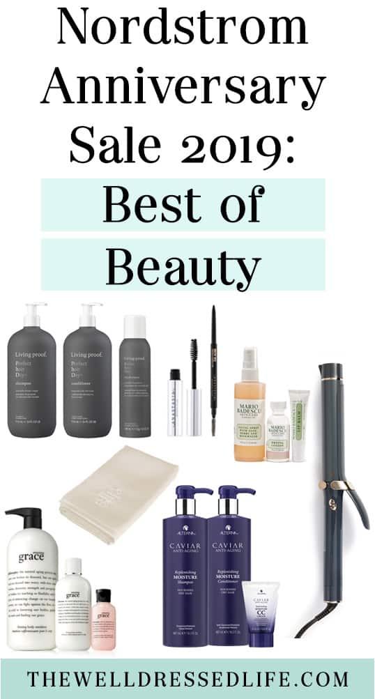 Nordstrom Anniversary Sale 2019: Best of Beauty