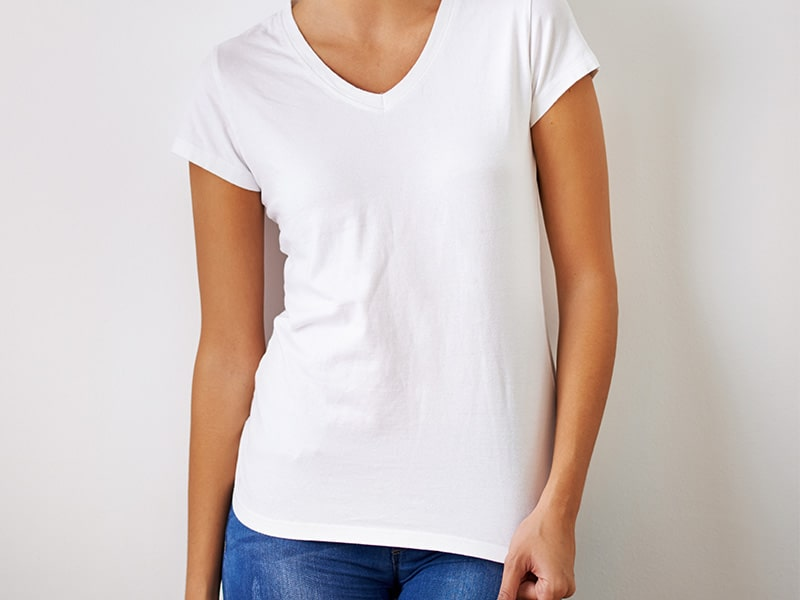 The Best White Tee Shirts that Won't Break the Bank
